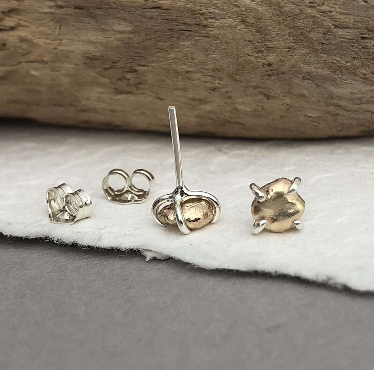 All orders are hand made to order in our Northumberland Workshop. Sarah Hickey Jewellery