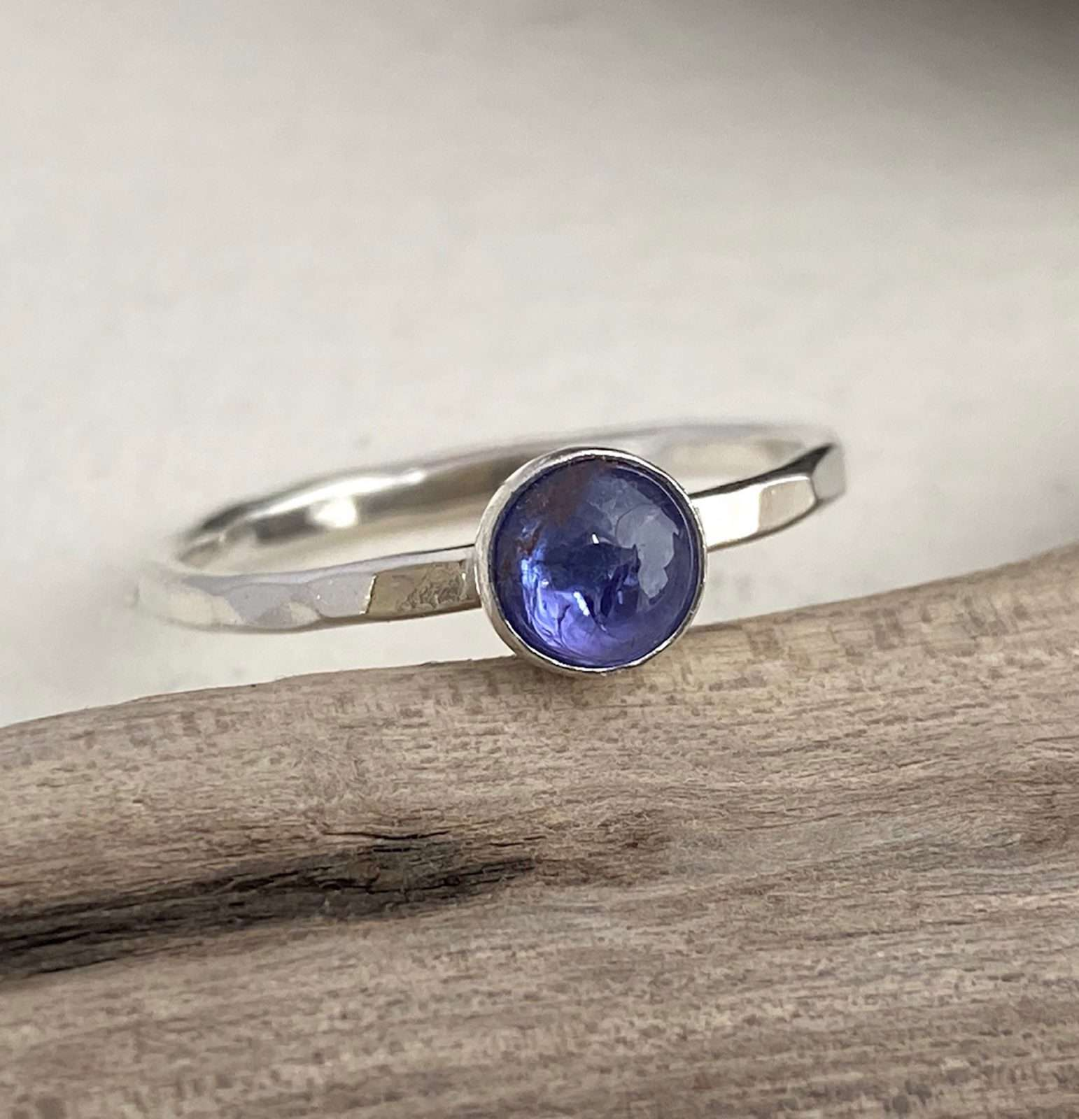 Tanzanite Sarah Hickey Jewellery