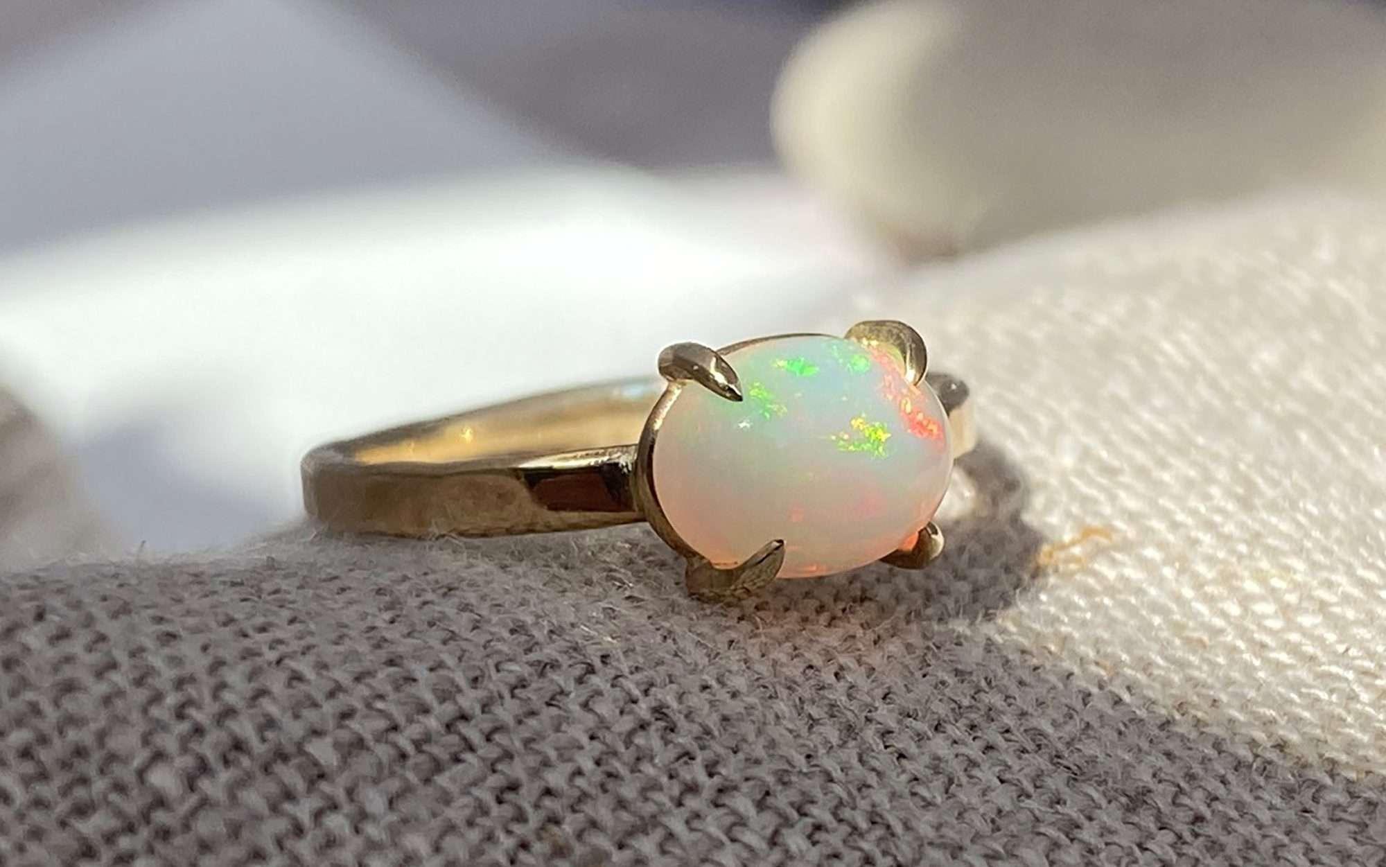 Opals Sarah Hickey Jewellery